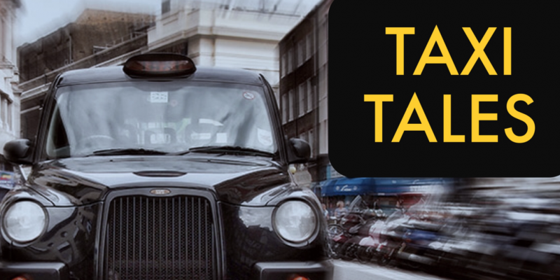 Friday Takeaway Creative Writing with Taxi Tales
